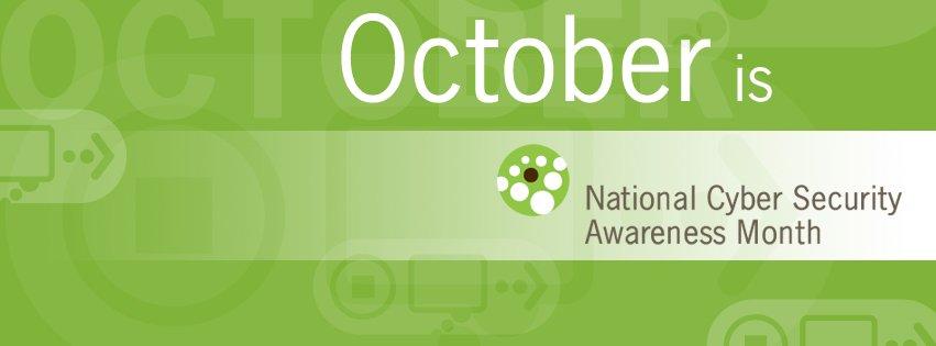 October cyber awareness